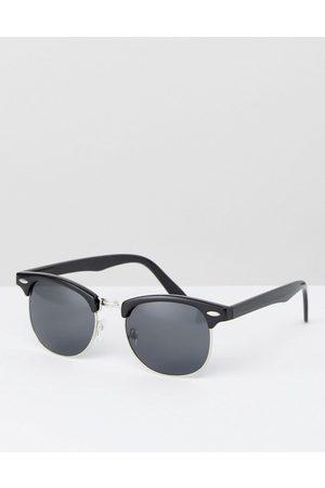 ASOS Retro sunglasses in black