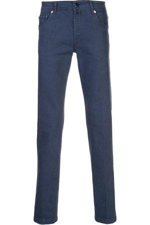Kiton Mid-rise skinny jeans
