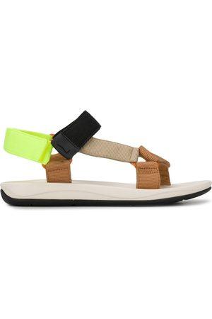 Camper Match colour block sandals