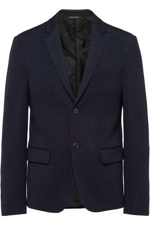 Prada Single breasted collared jacket