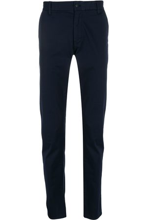 Emporio Armani Slim-fit tailored trousers