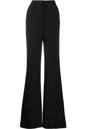 Prada High-waist flared trousers
