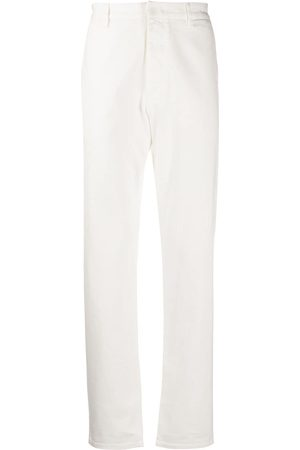 Prada Straight drill trousers