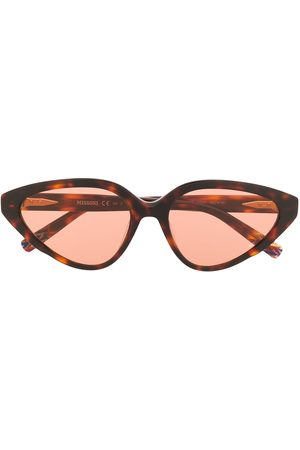 Missoni Cat-eye tortoiseshell sunglasses