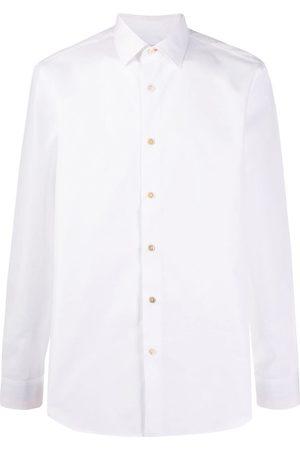 PAUL SMITH Muži S dlouhým rukávem - Long-sleeve fitted shirt