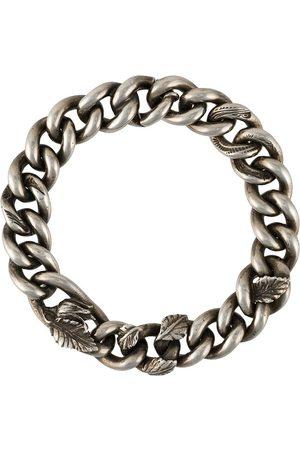 WERKSTATT:MÜNCHEN Embellished chain bracelet