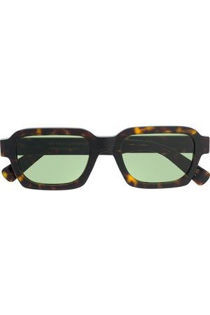 Retrosuperfuture Rectangular frame sunglasses