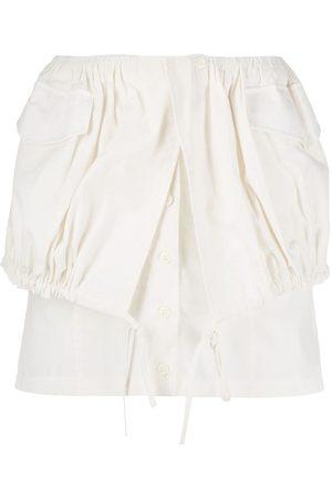 Jacquemus La Jupe Cueillette Courte miniskirt