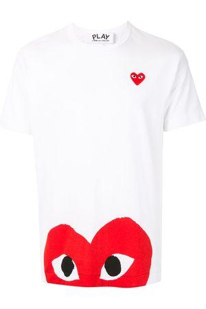 Comme des Garçons Muži S krátkým rukávem - Logo print T-shirt