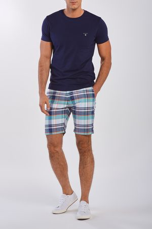 GANT Šortky D2. Regular Madras Shorts