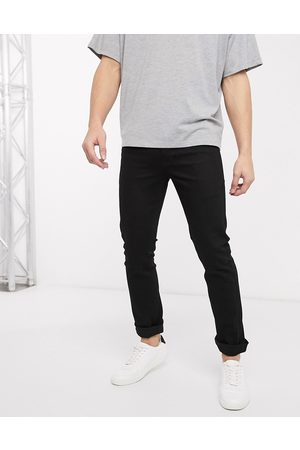 French Connection Muži Slim - Slim fit jeans in black