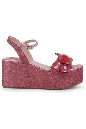 Love Moschino Dámské sandály Barva: , Velikost: EU 35