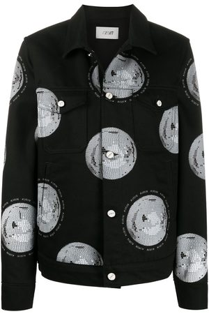 Kirin Disco-ball print jacket