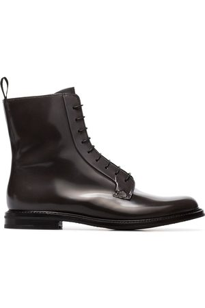 Church's Alexandra Lace-up Ankle Boots