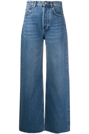 BOYISH DENIM Denim wide leg jeans