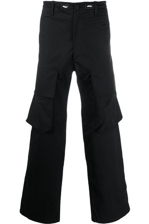 Y-3 Loose-fit cargo trousers