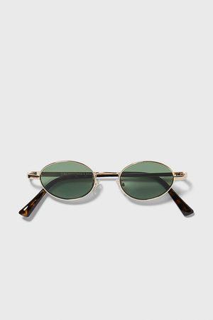 Zara Muži Sluneční brýle - Sluneční brýle oválné