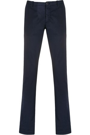 Etro Mid-rise straight leg trousers