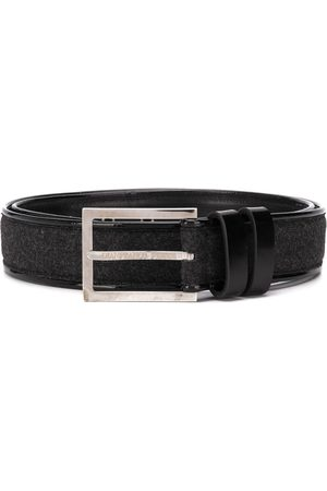 Gianfranco Ferré Muži Pásky - 1990s woven panel belt