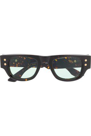 DITA EYEWEAR Sluneční brýle - Square tinted sunglasses