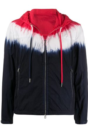 Moncler Ombré boxy jacket