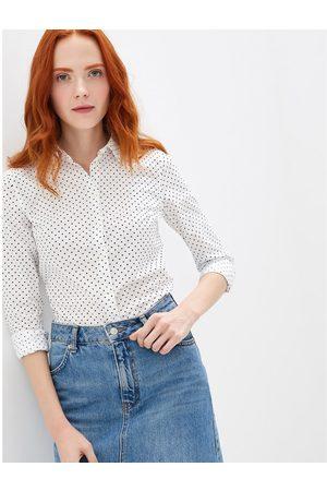 Tommy Hilfiger Ženy Košile - Dámská puntíkovaná košile