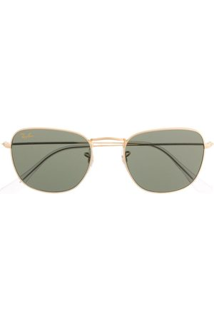 Ray-Ban Tinted aviator sunglasses