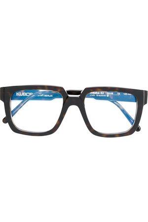 KUBORAUM Maske K3 glasses