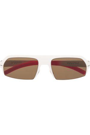 MYKITA Ombre oversized sunglasses