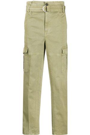 Frame High-waisted cargo trousers