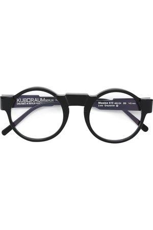 KUBORAUM K10 round frame glasses