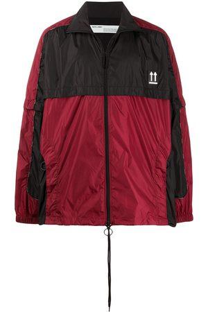 OFF-WHITE Arrow detachable sleeves jacket