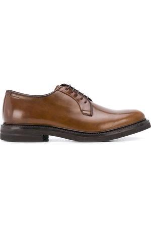 Brunello Cucinelli Cordovan derby shoes