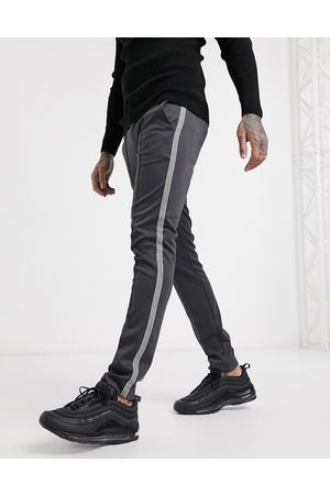 River Island Smart joggers in grey