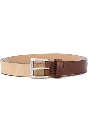Gianfranco Ferré 2004 two-tone adjustable belt