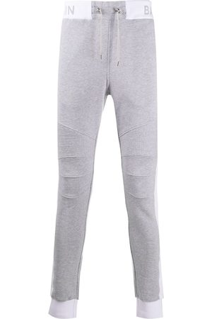 Balmain Slim-fit track pants