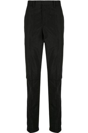 UNDERCOVER Muži Společenské - Tailored straight-leg trousers