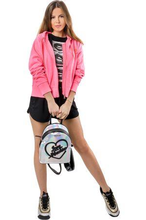 Guess Ženy Mikiny bez kapuce - Dámská neonově mikina na zip