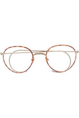 MOSCOT Nachus tortoiseshell glasses