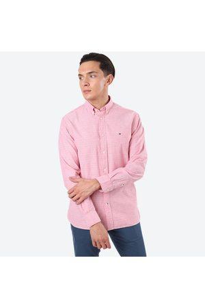 Tommy Hilfiger Muži Košile - Pánská košile Diamond