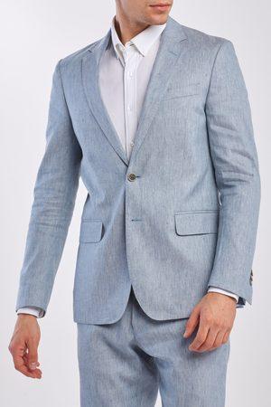 GANT Sako D2. Slim Stretch Linen Suit Jkt