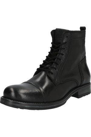 JACK & JONES Muži Kotníkové - Šněrovací boty