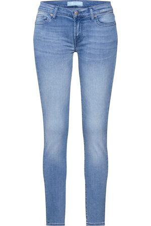 7 for all Mankind Džíny 'THE SKINNY CROP BAIR MIRAGE