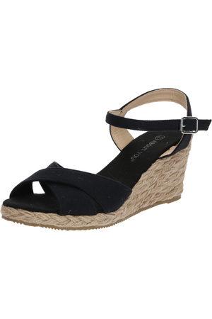 ABOUT YOU Páskové sandály 'Sophia