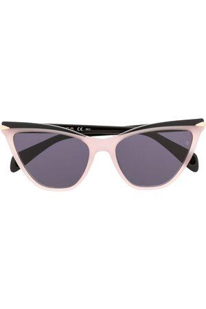 RAG & BONE EYEWEAR Cat-eye frame sunglasses