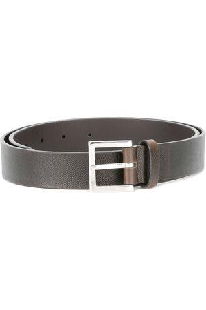 Orciani Muži Pásky - Adjustable square-buckle belt