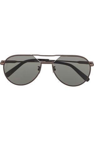 BRIONI Cut-off aviator sunglasses