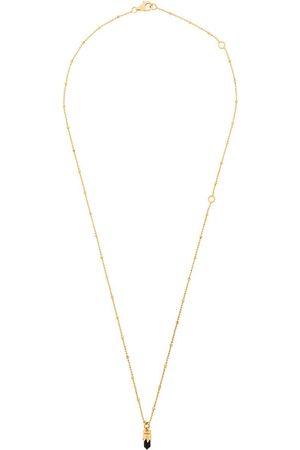 KASUN LONDON Bullet pendant necklace