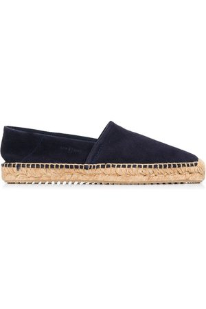 CAR SHOE Flat square toe espadrilles