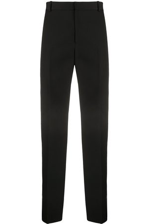 Alexander McQueen Tailored straight leg trousers
